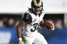 todd gurley is going to start making defenses fear him again in