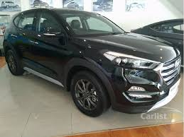 harga hyundai tucson malaysia hyundai tucson 2017 turbo 1 6 in selangor automatic suv black for