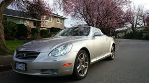 lexus luxury van reader review 2002 lexus sc430