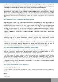 resume writing perth sample cover letter addressing selection criteria government
