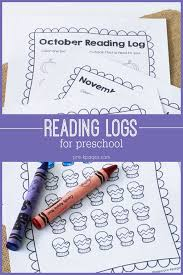 best 25 kindergarten reading log ideas on pinterest reading