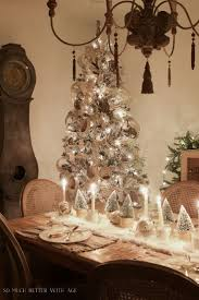 Best Christmas Decorated Homes by 181 Best Christmas Home Tours Images On Pinterest Christmas