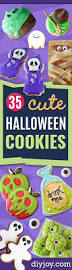 35 cutest halloween cookies ever