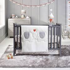 Organic Crib Bedding by Amazon Com Natures Purest My First Friend 4 Piece Organic Cotton