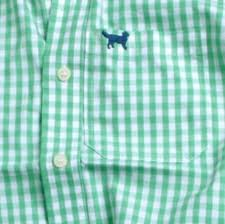 gingham dress shirt by jack thomas