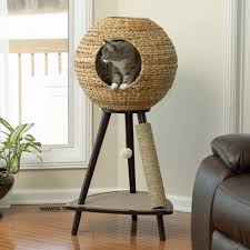 best 25 industrial cat furniture ideas on pipe