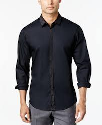 Iron Man Light Up Shirt Mens Casual Button Down Shirts U0026 Sports Shirts Macy U0027s