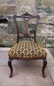 Old Fashioned Bedroom Chairs by Upcycled Vintage Furniture Emily Rose Glasgow Miss Mustard Seed