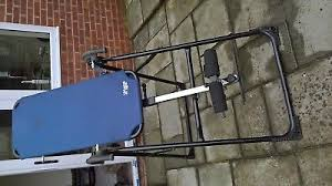 teeter hang ups f7000 inversion table teeter hang ups inversion table f9000 mint condition 125 00