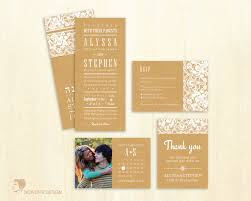 jewish wedding invitations afoodaffair me