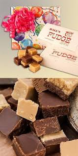 fudge gift boxes fudge 38175 deluxe christmas fudge and peanut brittle gift box