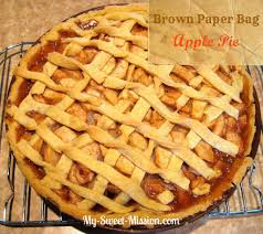 Home Interiors Candles Baked Apple Pie Graham Cracker Crust Recipe My Sweet Mission