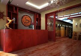 Chinese Interior Design by Chinese Restaurant Interior Picture 3d Interior Design