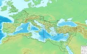 Rome On World Map The History Of Rome 126 All The King U0027s Men