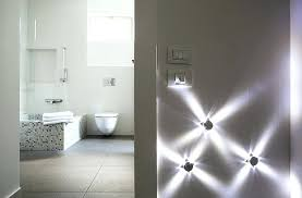 lighting ideas for bathrooms stylist bathroom contemporary lighting modern with contemporary