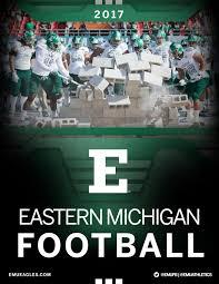 2015 emu football digital guide by eastern michigan university