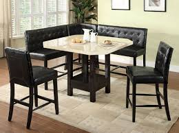 Dining Table With Banquette Se Furniture Exciting Dining Furniture Design With Cozy Dinette Sets