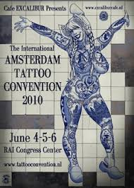 exploriment amsterdam tattoo convention posters tats
