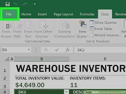 pdf table to excel 2 easy ways to convert excel to pdf wikihow