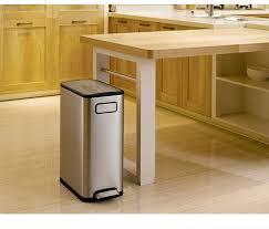 Kitchen Garbage Can With Lid by Plank Rakuten Shop Rakuten Global Market Eko Trash Bin Eco Fly