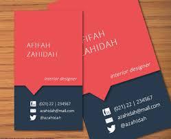Microsoft Word Template Business Card Diy Microsoft Word Business Name Card Template Afifah By Inkpower
