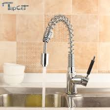 aliexpress com buy tapcet single handle kitchen faucet cold