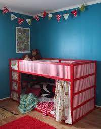 Best Ikea Kura Bed Ideas Images On Pinterest Nursery Kura - Ikea bunk bed ideas