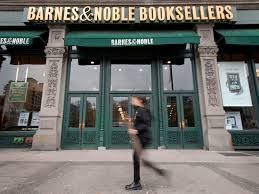 Barnes And Nobles Membership Nook Still A Drag On Barnes U0026 Noble Chain Store Age