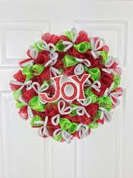 christmas mesh wreaths christmas deco mesh wreath hometalk