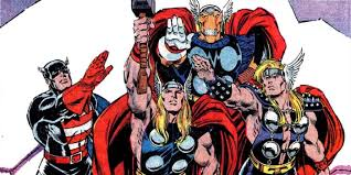 15 characters who have wielded thor s hammer cbr