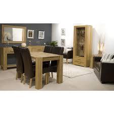 pemberton solid oak furniture nest of three coffee tables