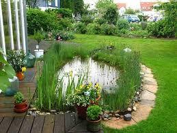 21 garden design ideas small ponds turning your backyard
