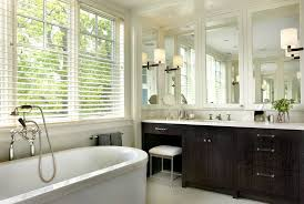 Decorating Ideas For Bathroom Mirrors Large Bathroom Mirrors Decorating Ideas Regarding Vanity Luxury