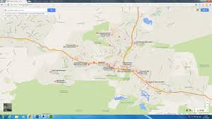 Ventura County Map Thousand Oaks California Map