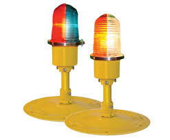 Solar Powered Runway Lights by Runway Lights