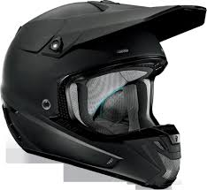 motocross helmets mens thor verge flat black motorcycle mx dirtbike dirt bike