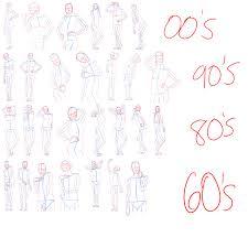 sketch dump female body types by yo yo boyo on deviantart