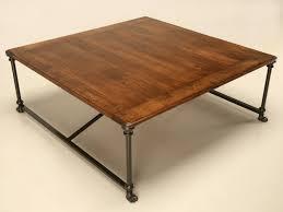 custom made coffee tables hand made custom coffee table