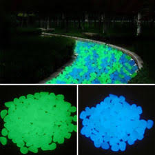 glow stones glow stones garden patio ebay