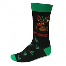 mens christmas socks men s depressing christmas socks