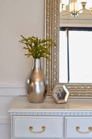 How To Make A Frame For A Bathroom Mirror by Livelovediy How To Paint Furniture Why It U0027s Easier Than You Think