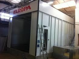 chambre de peinture automobile cabine de peinture automobile 2012 europa à 19000 31000