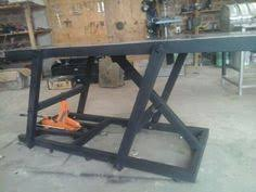 motorcycle lift table plans motorcycle lift plans 5 grooming pinterest bike lift and