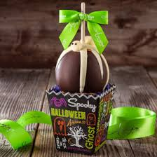 candy apples boxes caramel apple spooky gifts gifts for teachers