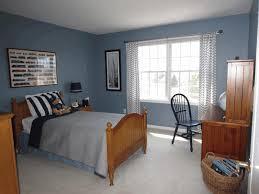 boys bedroom decorating flower patterned gray wallpaper comfy