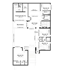 modern four bedroom house plans home designs south africa
