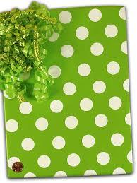 polka dot wrapping paper polka dot wrapping paper