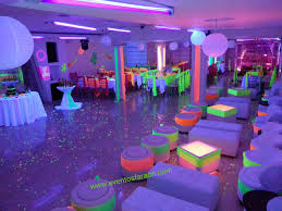 corporate halloween party ideas dance floor helium and uplights party people celebration company