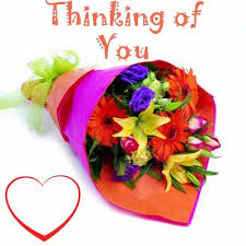 thinking of you flowers thinking of you clip clipart free