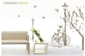 walltat wall decals and wall stickers launches tv advertising campaign wall decals nature collectionpark bench wall decal